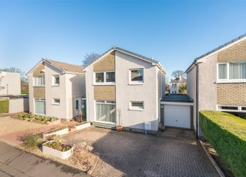 Thumbnail 3 bed link-detached house for sale in Mortonhall Park Crescent, Edinburgh