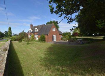 Thumbnail 4 bed detached house for sale in Lower Eggleton, Ledbury