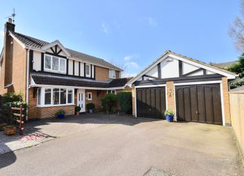 4 bed detached house for sale in Blackberry Close, Kettering NN16