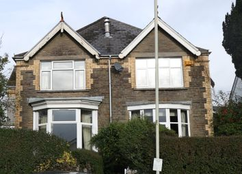 Thumbnail 5 bed semi-detached house for sale in Gwaelodygarth Villas, Merthyr Tydfil