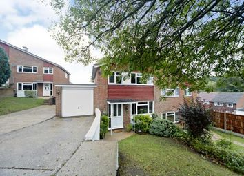 Thumbnail 3 bed semi-detached house for sale in Kingfisher Gardens, Selsdon Vale, South Croydon, Surrey