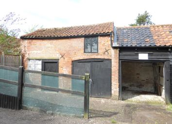 Thumbnail 2 bed barn conversion for sale in Coach House Barn, London Road, Halesworth, Suffolk