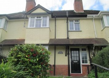 Thumbnail 3 bed terraced house to rent in Winslade Road, Sidmouth