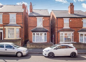 Thumbnail 3 bed detached house for sale in Laurie Avenue, Forest Fields, Nottingham