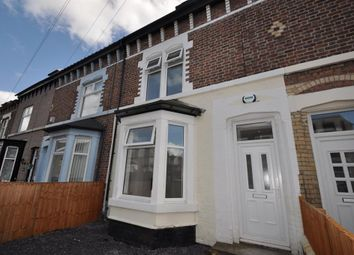 Thumbnail 5 bedroom terraced house for sale in Rice Lane, Wallasey