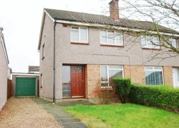 Thumbnail 3 bed semi-detached house to rent in Duddingston Drive, Kirkcaldy