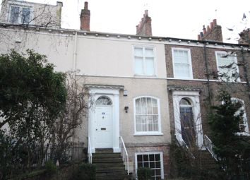 Thumbnail 4 bed town house to rent in Mount Terrace, York