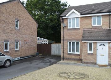 Thumbnail 3 bedroom semi-detached house for sale in Elm Crescent, Swansea