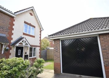 Thumbnail 2 bed end terrace house to rent in Westons Brake, Emersons Green, Bristol