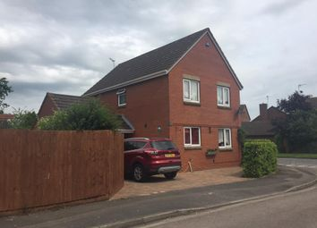 Thumbnail 3 bedroom detached house for sale in Lyneham Road, Bicester