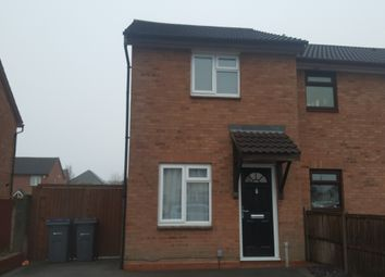 Thumbnail 2 bed semi-detached house to rent in The Vineries, Acocks Green, Birmingham