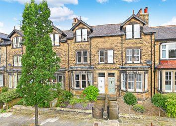 Thumbnail 5 bed terraced house for sale in Dragon Avenue, Harrogate