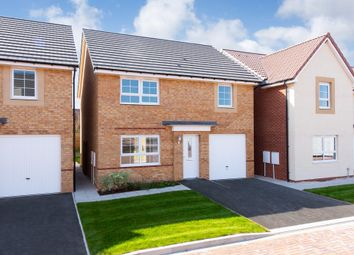"Thumbnail 4 bed detached house for sale in ""Windermere"" at Station Road, Carlton, Goole"