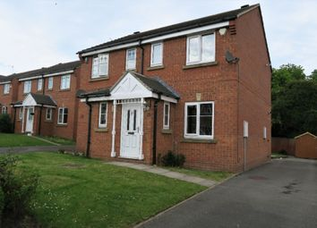 Thumbnail 2 bed semi-detached house to rent in Millbeck Approach, Morley