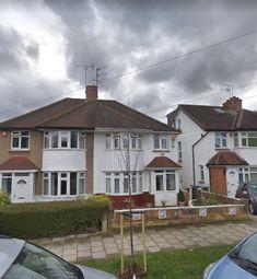 3 bed terraced house to rent in Welbeck Road, Harrow HA2