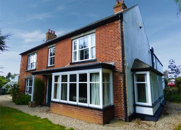 Thumbnail 7 bed link-detached house for sale in Station Road, Ormesby, Great Yarmouth, Norfolk