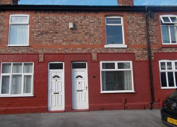 Thumbnail 2 bed terraced house to rent in Hughes Street, Latchford, Warrington