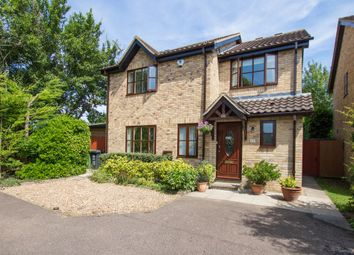 Thumbnail 4 bed detached house for sale in Stanbury Close, Fen Ditton, Cambridge