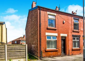 Thumbnail 2 bed terraced house for sale in Flint Street, Droylsden, Manchester