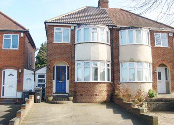 Thumbnail 3 bedroom semi-detached house for sale in Glenwood Road, Birmingham