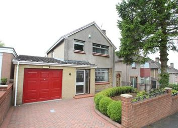 Thumbnail 3 bed detached house for sale in Kirriemuir Gardens, Bishopbriggs, Glasgow, East Dunbartonshire
