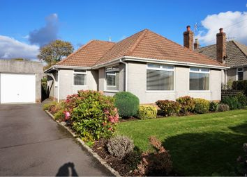 Thumbnail 3 bedroom bungalow for sale in Somerset Road, Langland
