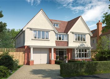 Thumbnail 5 bed detached house for sale in Orchehill Avenue, Gerrards Cross, Buckinghamshire