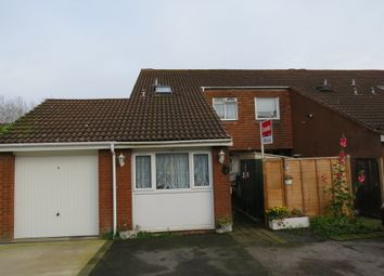Thumbnail 3 bed terraced house for sale in Walshs Manor, Stantonbury, Milton Keynes