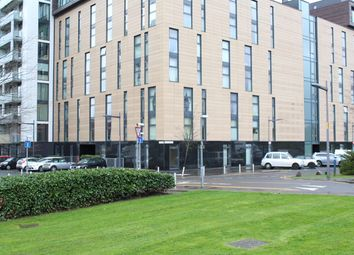 Thumbnail 2 bed flat for sale in Castlebank Place, Glasgow Harbour