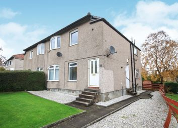 Thumbnail 3 bedroom flat for sale in Ashcroft Drive, Croftfoot, Glasgow
