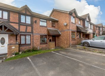 Thumbnail 2 bed terraced house for sale in Milton Close, Great Harwood, Blackburn