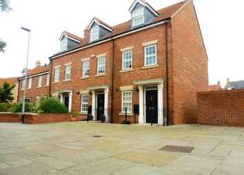 Thumbnail 3 bed terraced house to rent in Dickinson Walk, Beverley