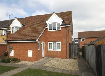 Thumbnail 1 bedroom semi-detached house for sale in Dereham, Norfolk, .