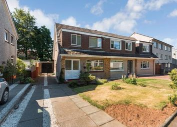 Thumbnail 3 bed semi-detached house for sale in Waterside Street, Largs, North Ayrshire, Scotland