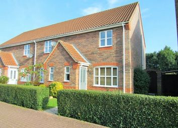 Thumbnail 2 bed mews house to rent in Pleasance Way, Manby, Louth