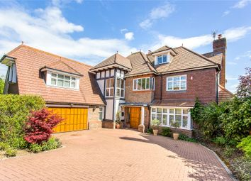 Thumbnail 7 bed detached house for sale in Julius Caesar Way, Stanmore, Middlesex