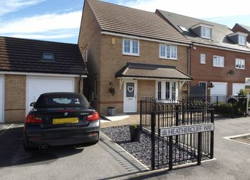 Thumbnail 4 bed detached house for sale in Heathercliff Way, Penistone, Sheffield