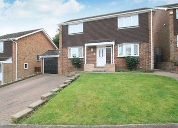 Thumbnail 4 bedroom detached house for sale in Headcorn Drive, Canterbury