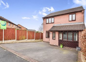 Thumbnail 4 bed detached house for sale in Courtney Way, Belper