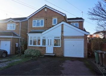 Thumbnail 4 bed detached house for sale in Meadowcroft Road, Wakefield