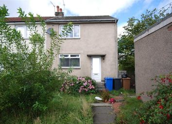 Thumbnail 2 bed end terrace house for sale in Keir Hardie, Place, Saltcoats