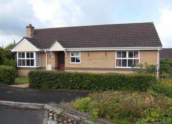 Thumbnail 3 bedroom detached bungalow to rent in Kings Meadow Drive, Winkleigh, Devon