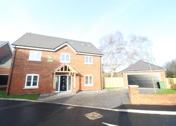 Thumbnail 5 bed detached house for sale in 10 Winney Hill View, Ellesmere Road, Shrewsbury