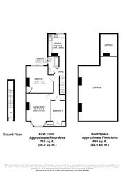 Thumbnail 2 bed maisonette for sale in Plas Newydd, Southend-On-Sea