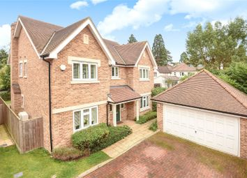 Thumbnail 5 bed property for sale in Walnut Tree Close, Ickenham, Middlesex