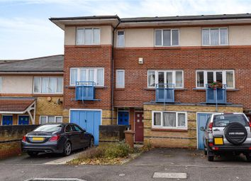 Thumbnail 4 bed terraced house for sale in Heron Drive, Finsbury Park, London