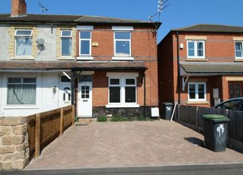 Thumbnail 5 bed semi-detached house for sale in Fletcher Road, Beeston, Nottingham
