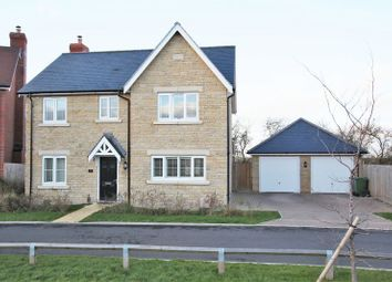 Thumbnail 4 bed detached house for sale in Nalder Green, East Challow, Wantage