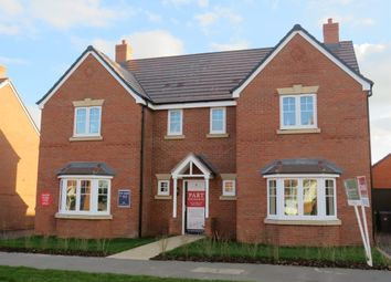 Thumbnail 5 bed detached house for sale in Joseph Arch Road, Wellesbourne, Warwick