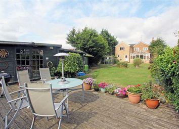 Thumbnail 4 bedroom detached house for sale in Meads Courtyard, High Street, Walkern, Stevenage